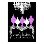 311 Candy Budoir Rococo Purple Pack Of Chubby Business Cards
