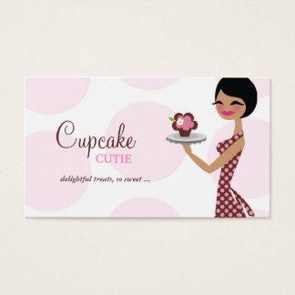 311 Carlie Cupcake Cutie Business Card