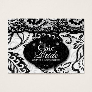 311 CHIC & LACY CHUBBY BUSINESS CARD