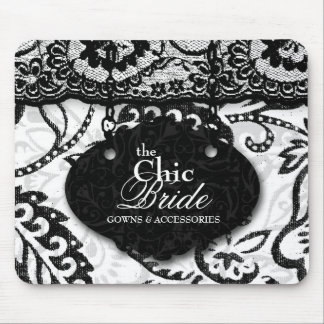 311-CHIC SIGN MOUSE PAD