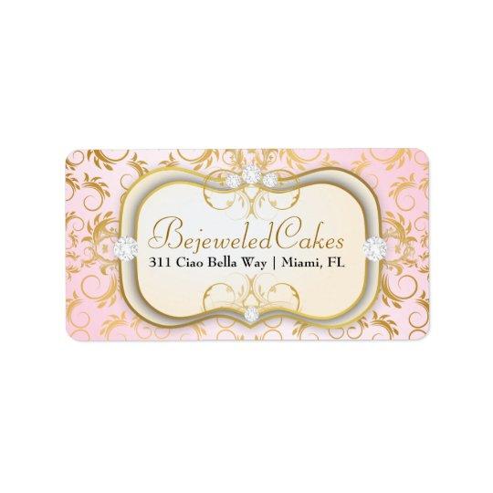 311 Cream Ciao Bella Golden Divine Pink Label