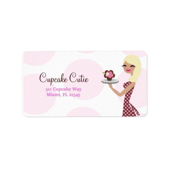 311-Cupcake Cutie - Light Wavy Blonde Label