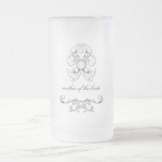 311-Diamond Luxe Mother of the Bride Mug