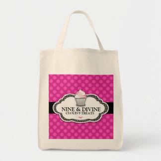 311 Divine Pink Dots Bag