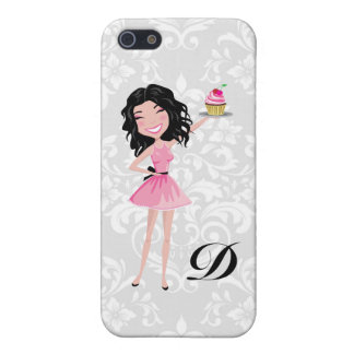 311 Dollface Desserts Kohlie Damask iPhone 5/5S Covers