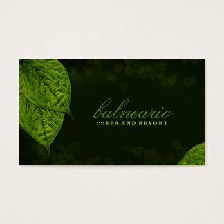 311-Dream Leaf Business Card
