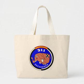 311 Edrón Jumbo Tote Bag