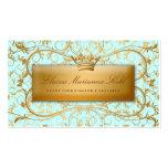 311-Golden diVine #2 Sublime Business Card Templates