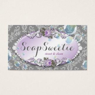 311 Handmade Soap & Bubbles Business Card