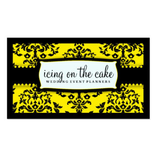 311 Icing on the Cake Bee Business Card