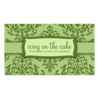 311-Icing on the Cake - Ivy garnish Business Card