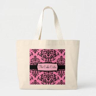 311 Icing on the Cake Pink Jumbo Tote Bag