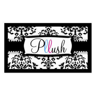 311 Icing on the Cake Pllush Business Card