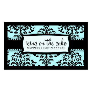 311 Icing on the Cake Something Blue Pack Of Standard Business Cards