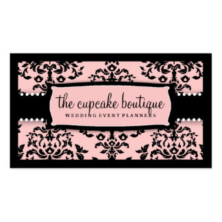 311 Icing on the Cake Sweet Icing Pink Pack Of Standard Business Cards