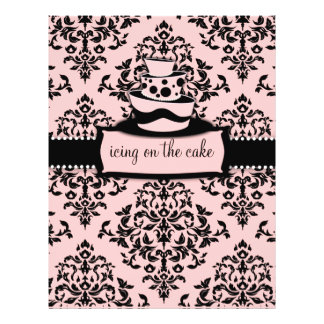 311-Icing on the Cake Sweet Pink Topsy Turvy Full Color Flyer