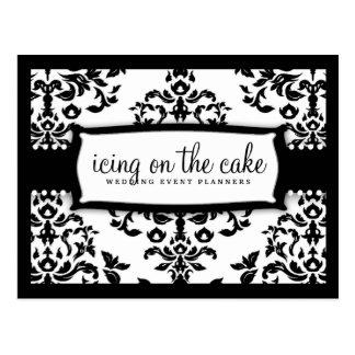 311-Icing sur le gâteau - givrage de sucre Carte Postale