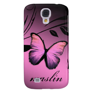 311 iPhone 3 Lustrous Butterfly Pink Pout
