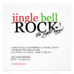 311 Jingle Bell Rock the Night Away Custom Invitation