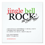 311 Jingle Bell Rock the Night Away Custom Invitation