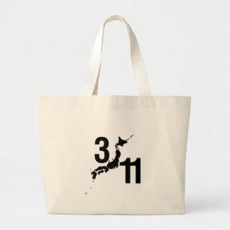 311 JUMBO TOTE BAG