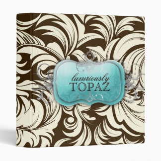 311 Lavish Topaz Brown Cream Binder