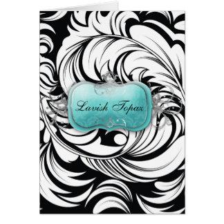 311-Lavish Topaz Card