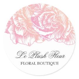 311 Le Plush Fleur Creamy Pink