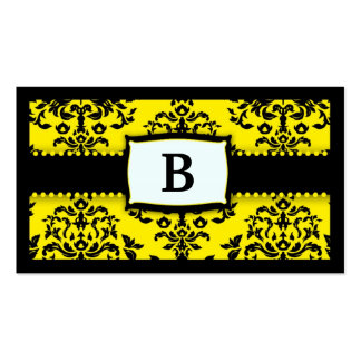 311 Monogram Icing on the Cake - Bee Pack Of Standard Business Cards