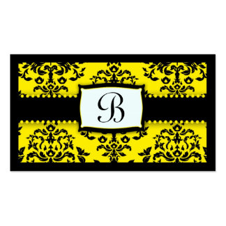 311 Monogram Icing on the Cake Bee Pack Of Standard Business Cards