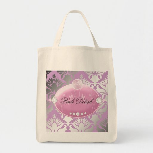 311 Pink Delish Lilac Tote Bag