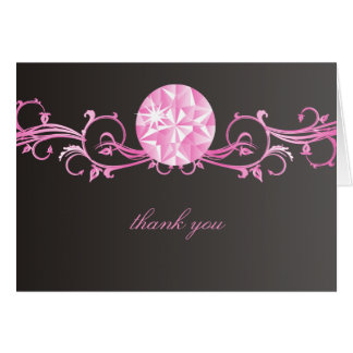 311 Pink Diamond Radiance Card