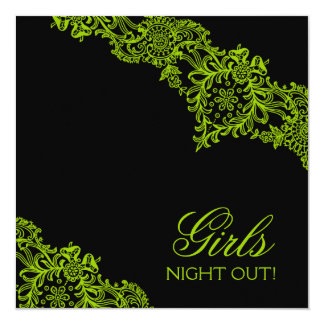 311 Straight Laced Lime Black Card