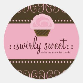 """311-Swirly Sweet Too 3"""" Classic Round Sticker"""