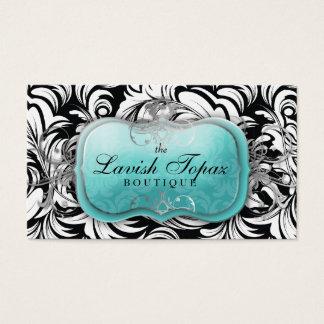 311 The Lavish Topaz Business Card