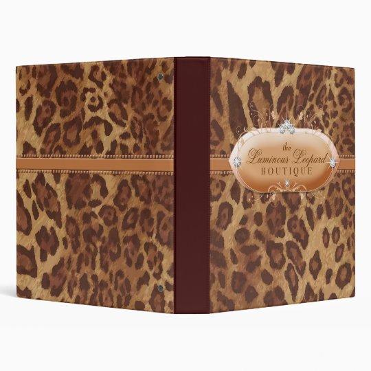 311-The Luminous Leopard Binder