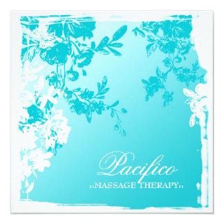 311-Tranquil Blue Garden Fade Card