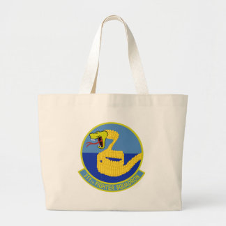 311st Fighter Squadron Canvas Bags