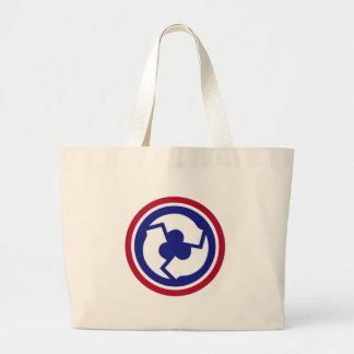 311th Sustainment Command Jumbo Tote Bag