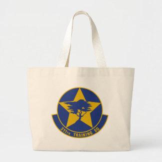 311th Training Squadron Jumbo Tote Bag