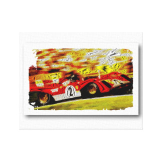 312PB - DIGITALLY WORK Jean Louis Glineur Canvas Print