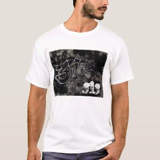 313 black color T-Shirt