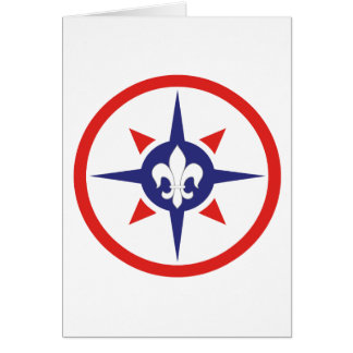 316th Sustainment Command Greeting Cards
