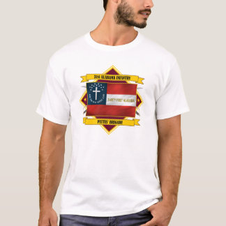 31st Alabama Infantry (F5) T-Shirt
