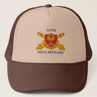 320TH FIELD ARTILLERY HAT