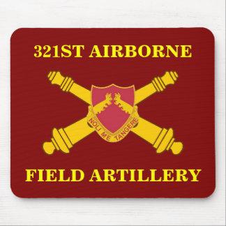 321ST AIRBORNE FIELD ARTILLERY MOUSEPAD