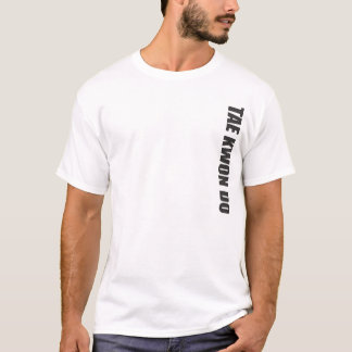 323 Plain Tae Kwon Do Shirt