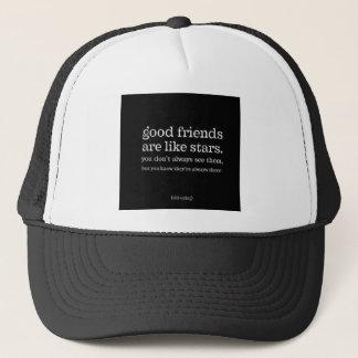 32469152-Friendship-quotes-List-of-top-10-best-fri Trucker Hat