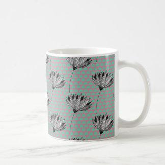 325 ml Classic Floral Mug / Mona Collection