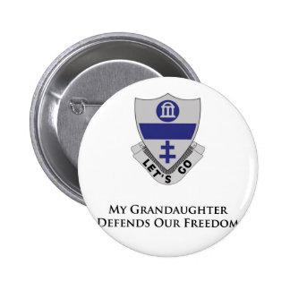 325th Parachute Infantry Regiment Pinback Buttons